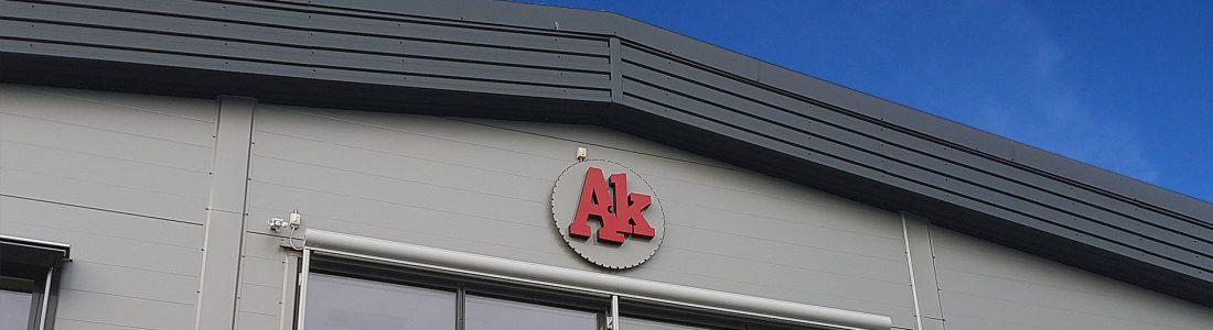 AK Riv Sanering Huvudkontor